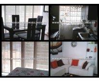 Apartamento amoblado para la renta en medellin sector bulerías en belén cd 4457