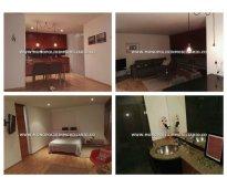 Apartamento duplex amoblado en medellín sector provensa en el poblado  cod 4589