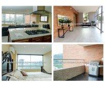 Apartamento amoblado para la renta en medellín barrio el poblado cod: 4703