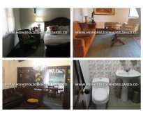 Casa duplex amoblada para la renta en medellín - poblado  cod: 4912