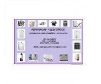 Reparagas y electricos cel 3003028272 cali