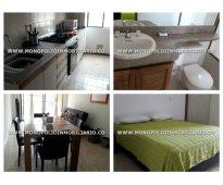 Apartamento amoblado para alquilar en belen - loma de los bernal  cod: 7399e