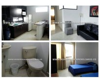 Apartamento amoblado para alquiler en medellin - laureles cod. 8679