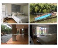 Apartamento amoblado para la renta en medellin el poblado cod 8546
