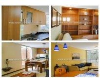 Apartamento amoblado para la renta en medellin el poblado cod 8542