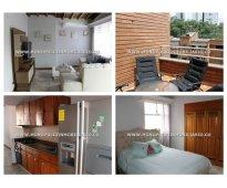 Apartamento amoblado para alquilar en medellin sector laureles cod: 7616