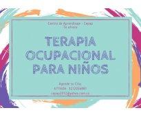 Gimnasio de integración sensorial para terapia ocupacional