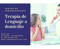 Diagnostico e intervención por terapia de lenguaje
