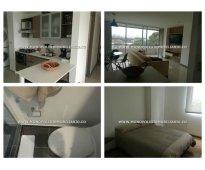 Apartamento amoblado para la renta en medellin sector el poblado cod: 8616dw