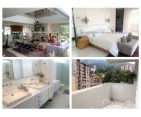 Penthouse duplex para la venta en poblado - medellín cod*-/..: 5615