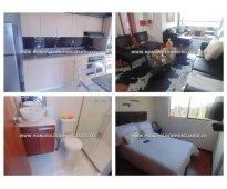 Apartamento en arriendo - el poblado los naranjos cod:-./*11114