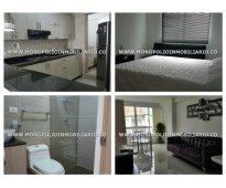 Apartamento amoblado en florida nueva  - medellin  cod: 6178