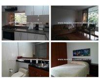 Apartamento amoblado para la renta en medellin sector el poblado cod  6775