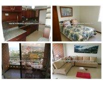 Apartamento amoblado en santa maría de los ángeles - poblado  cod: 5766