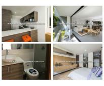 Apartamento en venta - loma del escobero envigado ***cod////: 11742