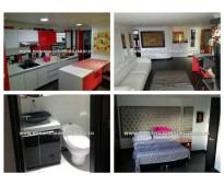 Apartamento en venta - el poblado san lucas ***cod////: 11740