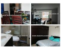 Apartamento en venta - belen loma de los bernal **cod////: 11521