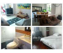 Apartamento para la venta en medelln - el poblado cod. 8653