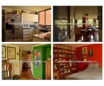Apartamento para la venta en medellin - el poblado cod. 8716