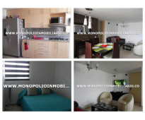 Apartamento amoblado para la renta en sabaneta – la doctora