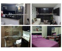 Apartamento en venta - manuel restrepo sabaneta cod: 11895*