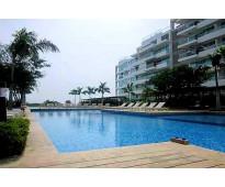 Apartamentos frente al mar en bello horizonte santa marta