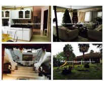 Casa finca para la venta en medellin el poblado **cod:** 8565