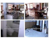 Casa unifamiliar para la venta en medellin sector el poblado **cod:** 8941