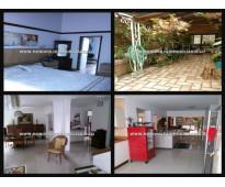 Casa para la venta en medellin el poblado **cod:** 3996