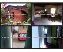 Casa finca  para la venta en medellin sector san lucas en el poblado  **cod:** 4...