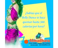 Aprende a bailar belly dance con nosotras
