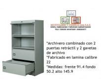 Venta y mantenimiento de archivadores