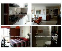 Apartamento para la venta en loma de los bernal – belen **cod** 7014