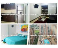 Apartamento para la venta en medellin - el poblado **cod:**6940