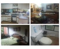 Apartamento para la venta en patio bonito - el poblado  **cod** 6770