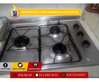 Reparacion y mantenimiento de estufas 4580869