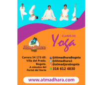 Clases de yoga villa del prado. bogotá