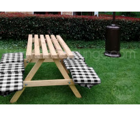 Alquiler de mesas para picnic