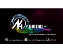 Diseño web & soluciones digitales