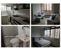 Apartamento en venta - sector loma de los bernal, belen cod: 15581