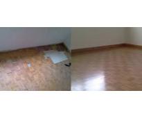 Reparacion de pisos de madera cel 3227363231