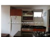 Apartaestudio amoblado en renta - el poblado san diego cod: 12983