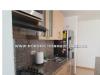Apartamento amoblado en renta - el poblado loma del indio cod: 12982