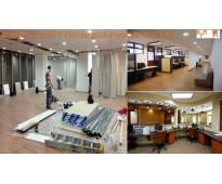 Re- ubicación de oficinas completas.