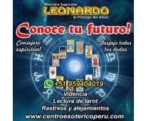 Leonardo vidente ritualista