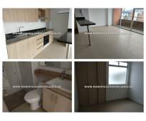 Apartamento en renta- sector conquistadores cod: @+/14957