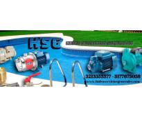 Reparacion de bombas para agua