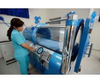 Fabricacion de camaras hiperbaricas