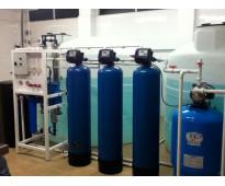 Fabricacion de plantas de potabilizacion de agua