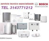 Servicio tecnico especializados de calentadores bosch tel 3143771212